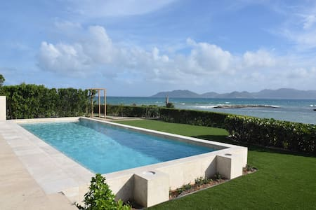 Beaches Edge Anguilla Villa - West - Blowing Point - Casa de camp