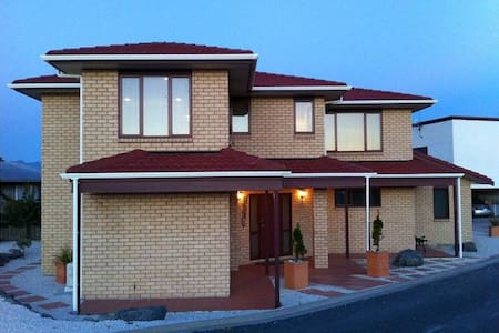 Modern warm two stores town house. Three bedroom. - House