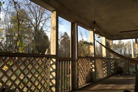 Innisfree Farm - House