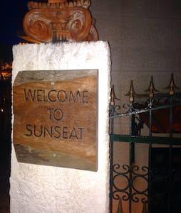Sunseat μοναδική θεα - Lägenhet
