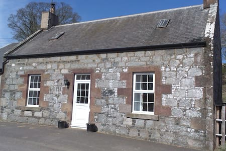 Troon Open 2016 Blossom Cottage Maybole KA19 7SB - Casa
