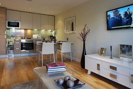 Modern Fully Furnished Studio Flat - Edgware - Apartment