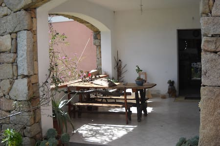 Countryside b&b - room Asfodelo - Luogosanto - Bed & Breakfast