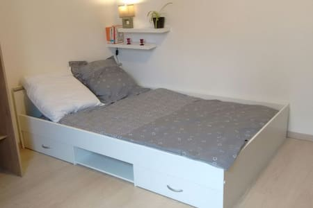 Chambre meublée et équipée de 13m2 - Appartamento