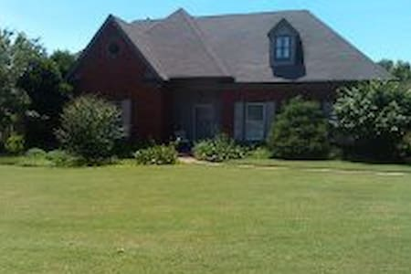 Private and friendly home - Shelby County - Casa