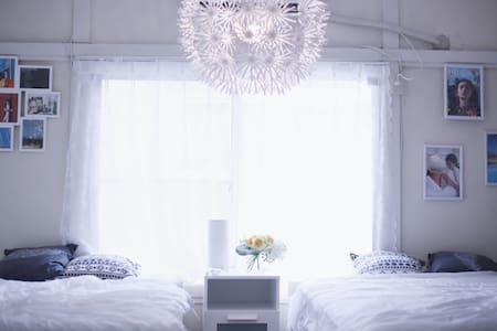 ASAKUSA SKYTREE 6MIN ATELIER HOUSE 9.17 OPEN 3BR - Sumida-ku - Hus