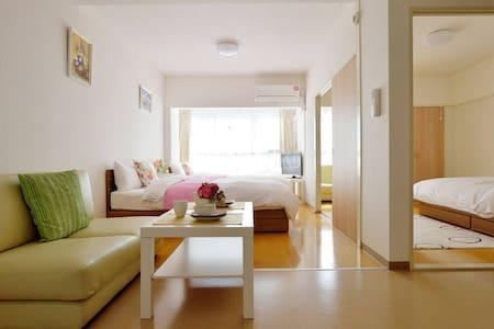 2-10 people Namba private apartment, Portable Wifi - Apartment