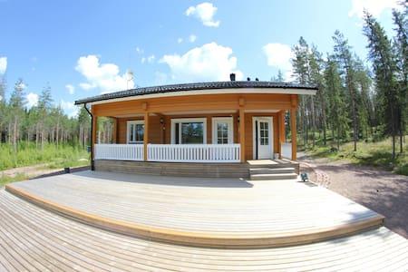 Rauhala Cottage, Taavetti - Haus