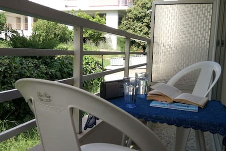 Studio 100 m from beach Greece - Nea Kallikratia - Flat