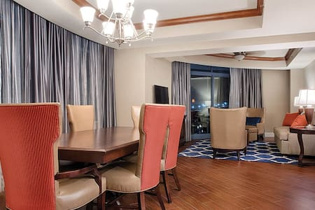 National Harbor 2 Bedroom Presidential - Wohnung