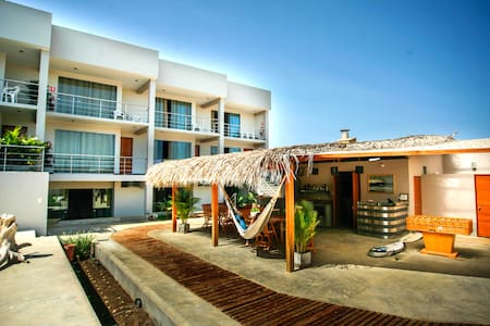 El Hueco Villas - Hotel - Lobitos District - Apartment