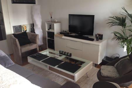Bel appartement lumineux,coconing 15min de Rennes - Mordelles