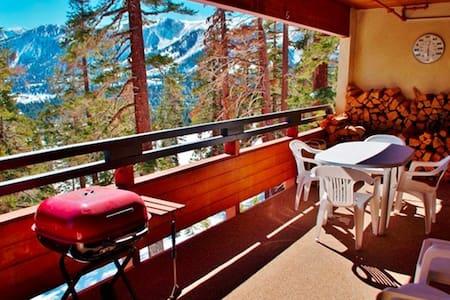 Ski-in, Ski-out Bridges Condo #257 - Mammoth Lakes