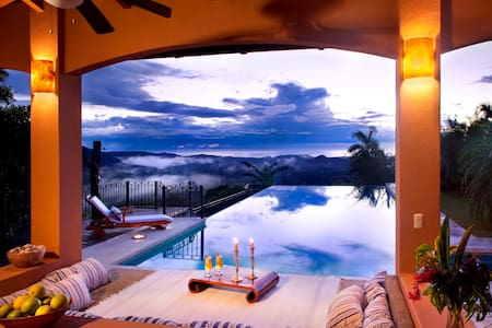 NEW- Villa Mariposa: 113697 - Nosara - Villa