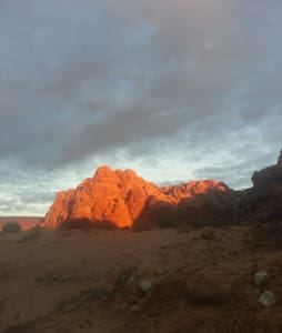 Amazing place in little petra - Wadi Musa - Casa