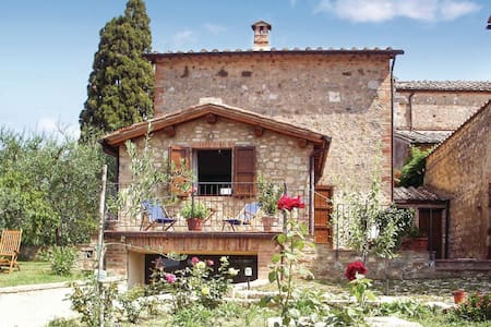 Casa nelle verdi colline di Siena - Monteroni D'arbia - House