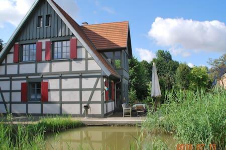Fachwerkhaus am Karpfenteich - Hus