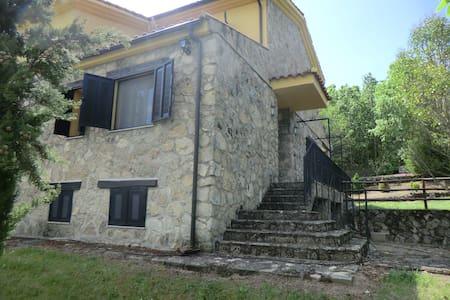 Casa de campo en el bosque, en sierra de Béjar - Casa
