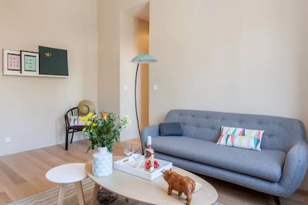 Stylish and cosy apartment in town - Apartament