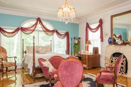 Rosewood Manor BnB - Bed & Breakfast