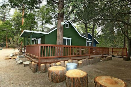 Little Hotei Green Cabin - Chalet