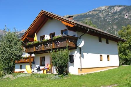 Ferienhaus mit zwei Ferienwohnungen - Sankt Stefan an der Gail - Flat