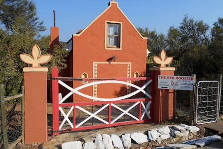 The Red Rooster - Barrydale