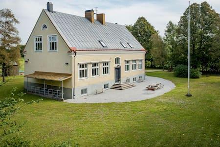 Träkumla skola 1 - Visby - Lejlighed