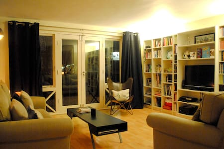 Double Bedroom In Camden Mews (LH) - London - House