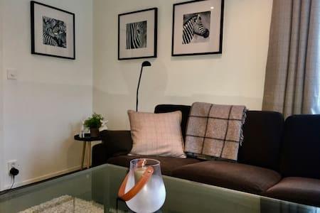 Moderne leilighet nær Hemsedal sentrum - Hemsedal - Byt
