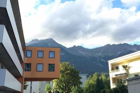 Beautiful Bright Great Location - Innsbruck