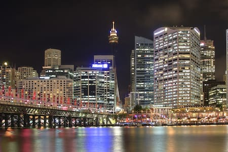 Luxury Room In The Heart of Sydney CBD - Apartament