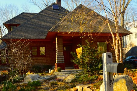 Stone Cottage on Goose Cove - House