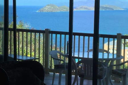 Best Lindquist Beach & St John Views - Condominium