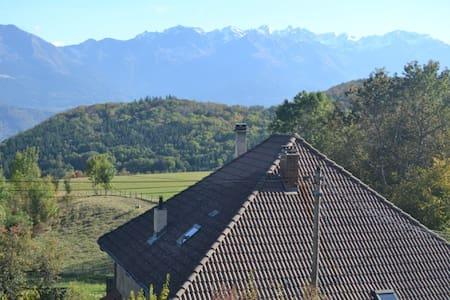 Maisonnette de caractère en Chartreuse - Saint-Bernard - Huis
