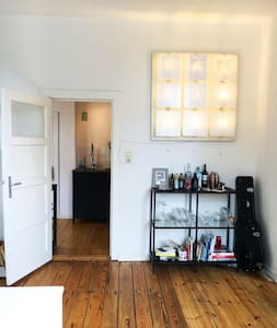 Bright and spacious appartment at the Schanze. - Hamburg - Apartment