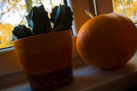 Autumn room in Newtown!