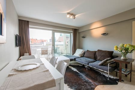Beach apartment in Knokke - Knokke-Heist