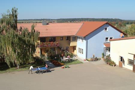 apartment Rothenburg 2 - 4 persons - Creglingen - Condominium
