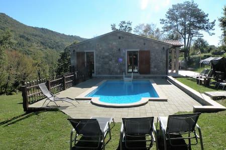 Summer & winter villa - Villa