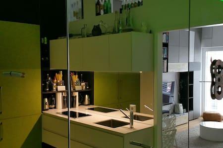 kleines Design-Domizil Linz Zentrum - Lakás