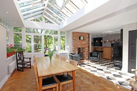 Fern Villa, Brockenhurst - Huis