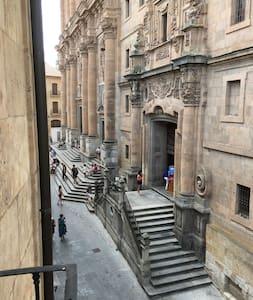 Estudio en la calle más bonita de Salamanca - Salamanca