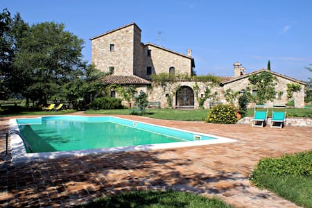 SISMANO COUNTRY HOUSE #4 - Todi