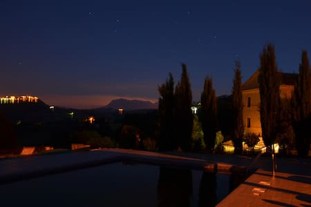 Casale Bramasole B&B - The Olive Room - Penna San Giovanni - Bed & Breakfast