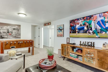 Salt Lake City, Skiing, Remodeled, Comfy & Clean - Millcreek