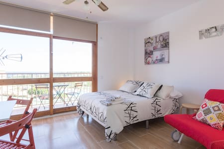 Brand New Studio WiFi and Pool Cales de Mallorca - Apartament