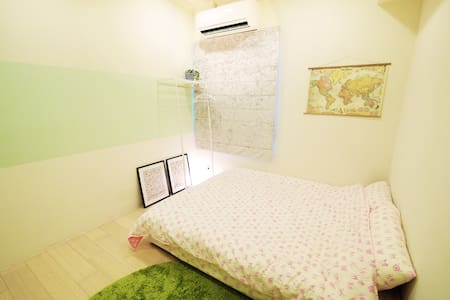 《Beautiful and relax apartment》near Night Market. - 中壢區