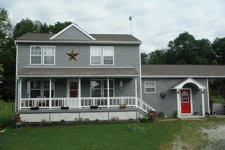 Farm House B&B-1 w/Horse boarding - Gettysburg - Bed & Breakfast