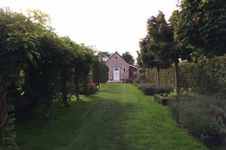 La Moutonnerie gîte - Rumes - Casa